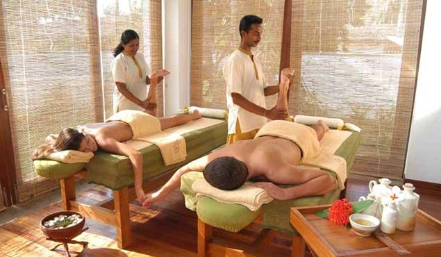 Ayurvedic Herbal Spa Therapy
